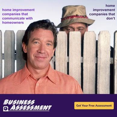 home improvement business assessment