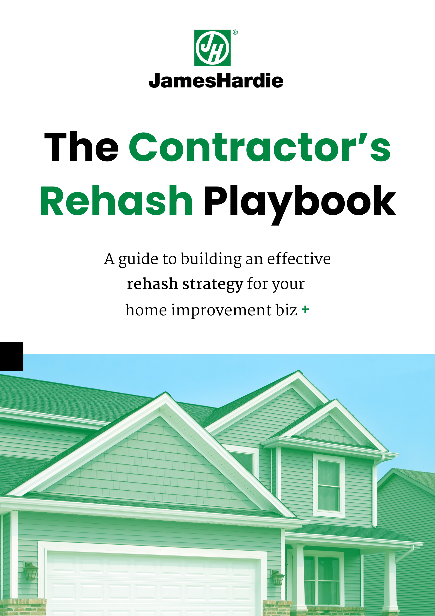 The Contractor's Rehash Playbook